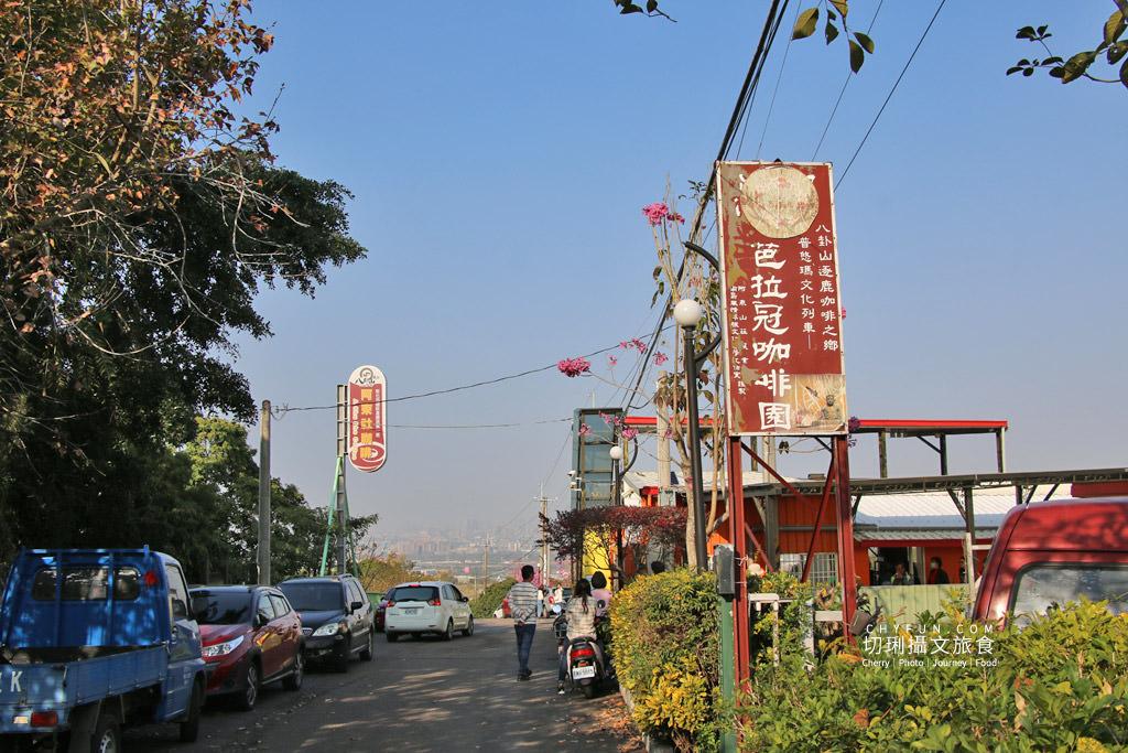 八卦山咖啡09阿束社 彰化|走訪八卦山咖啡產地到阿束社看景,聽國村青農栽培得獎咖啡生豆