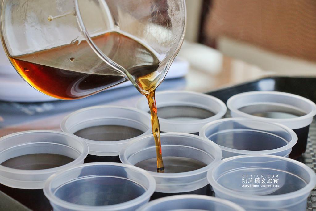 八卦山咖啡14阿束社 彰化|走訪八卦山咖啡產地到阿束社看景,聽國村青農栽培得獎咖啡生豆