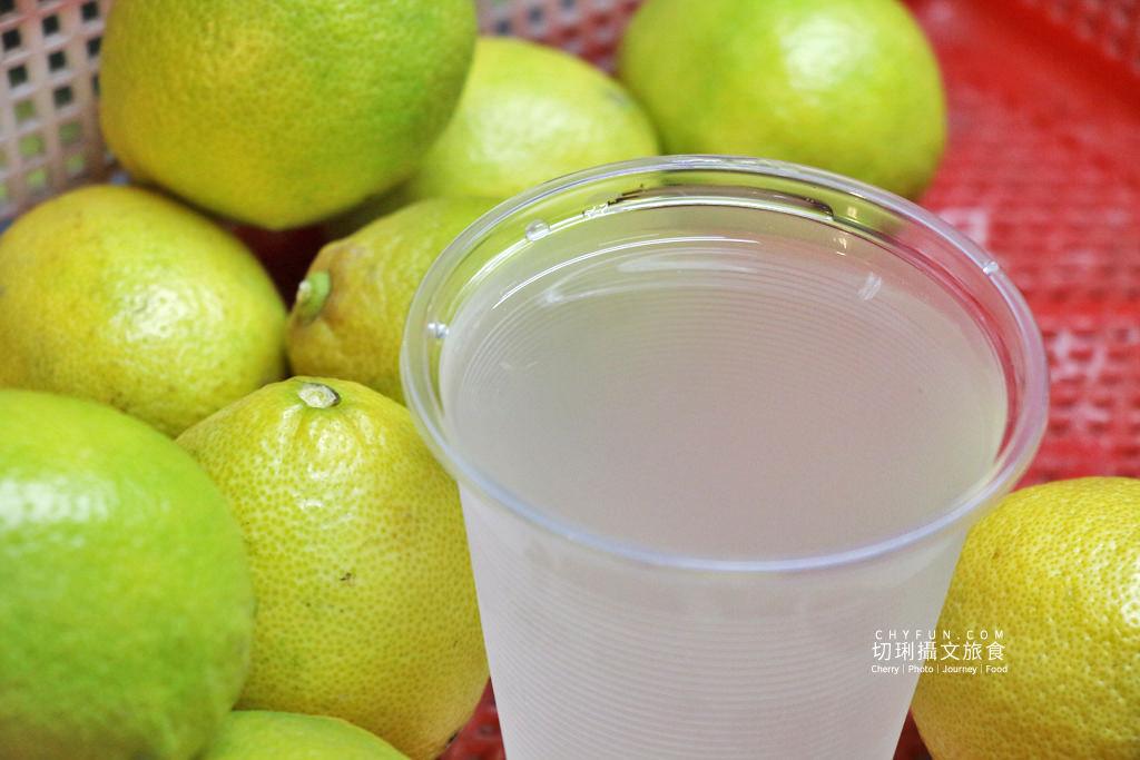 台南新營飲料攤阿福涼茶11