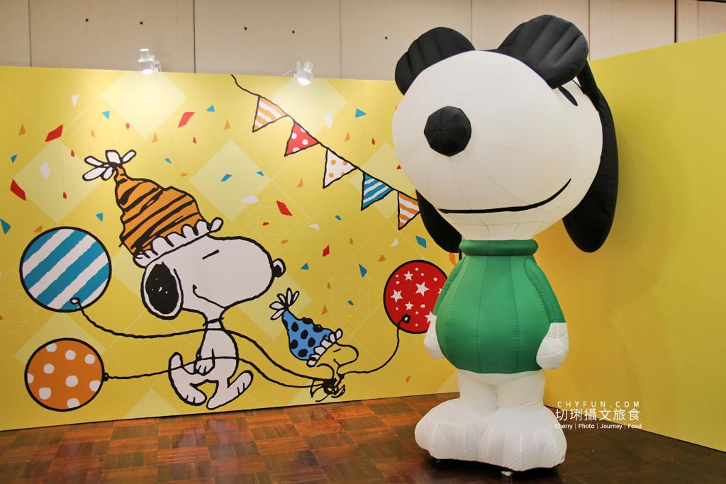 台南旅遊、台南展覽、史努比展台南、史努比70週年07 台南|史努比70周年巡迴特展免費入場拍個夠,花生漫畫年代角色變化很有趣
