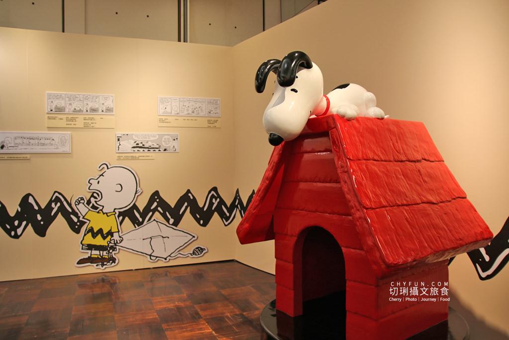 台南旅遊、台南展覽、史努比展台南、史努比70週年13 台南|史努比70周年巡迴特展免費入場拍個夠,花生漫畫年代角色變化很有趣