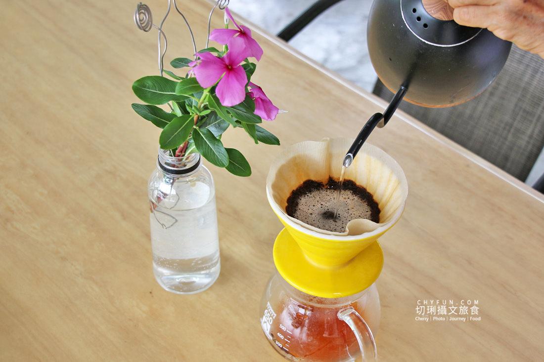 嘉義中埔彭媽媽咖啡11 嘉義|中埔彭媽媽咖啡自種自烘,山中三合院喝咖啡聞香享清幽感受濃厚人情味