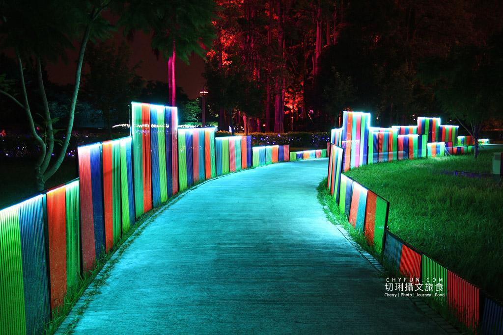 嘉義旅遊光織影舞北香湖公園10 嘉義|光織影舞藝術展在北香湖公園,夜遊全台最大月亮和星羅點點超夢幻