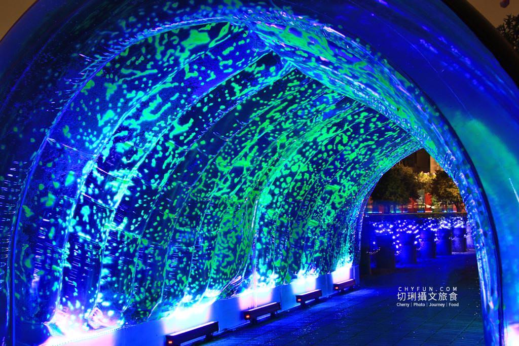 嘉義旅遊光織影舞北香湖公園26 嘉義|光織影舞藝術展在北香湖公園,夜遊全台最大月亮和星羅點點超夢幻