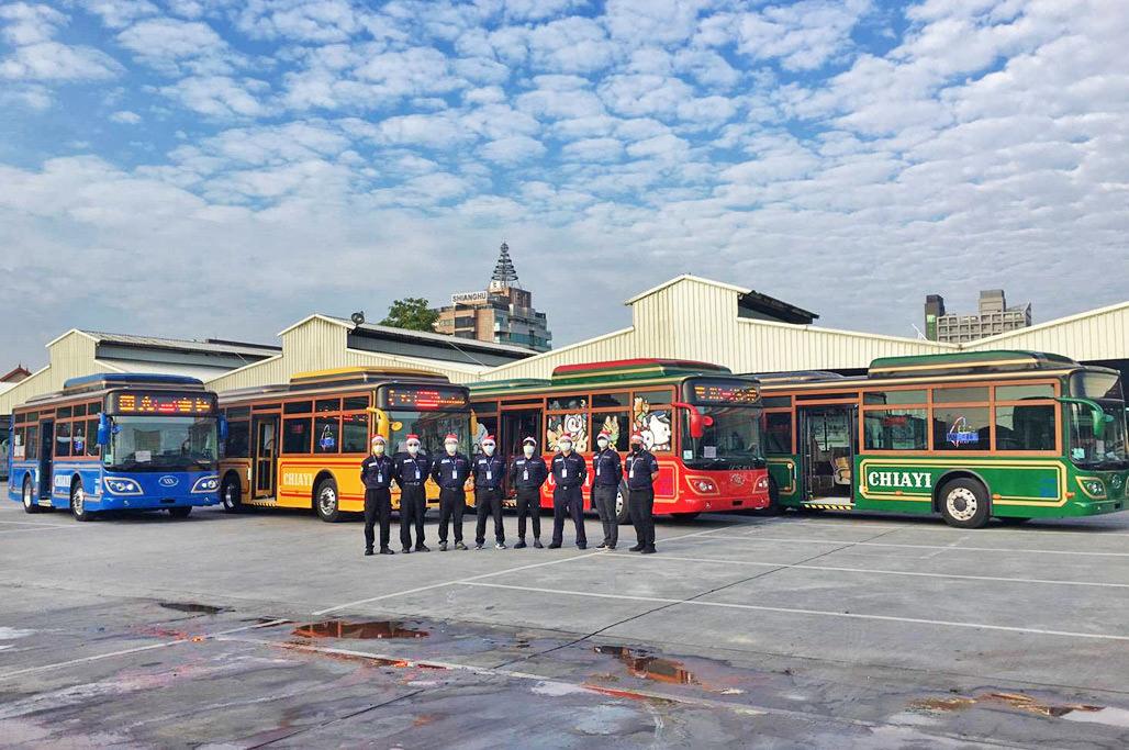 嘉義電動公車