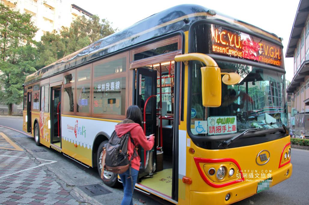 嘉義電動公車18 嘉義|嘉義電動公車全新上路,三條路線輕鬆吃玩遊桃城(110年06月底前免費搭)