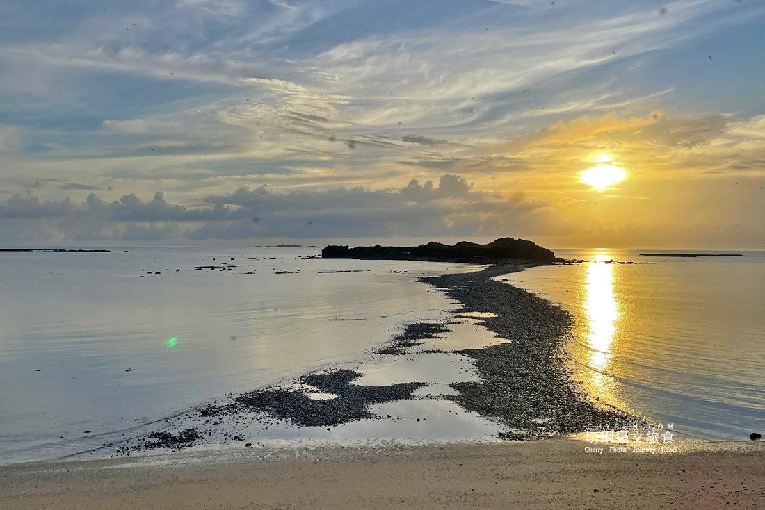 奎壁山日出-2021 英仙座流星雨 在澎湖拍星空、星軌、賞流星,滿天繁星只為拍那一顆