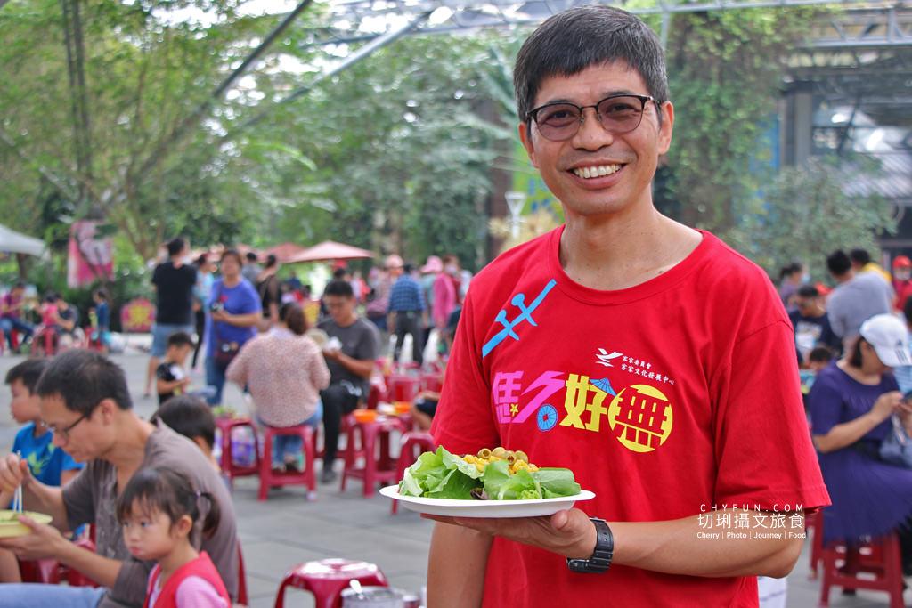 屏東旅遊六堆客家庄採菜體驗趣23