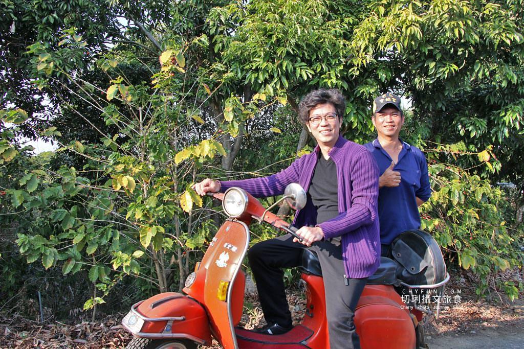 彰化農遊-八卦山咖啡、咖啡張01 彰化|走訪八卦山咖啡產地到阿束社看景,聽國村青農栽培得獎咖啡生豆