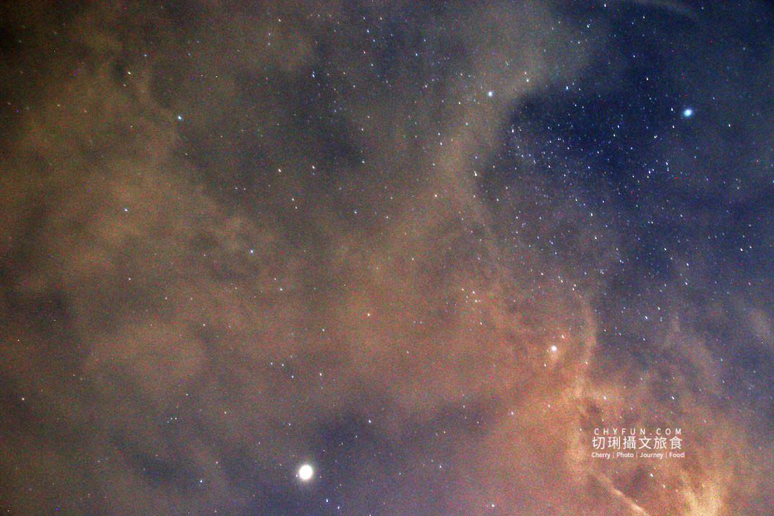 木星耀空01 英仙座流星雨 在澎湖拍星空、星軌、賞流星,滿天繁星只為拍那一顆