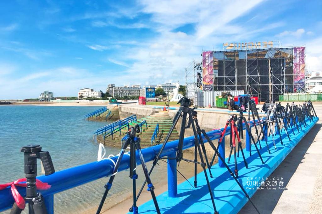 澎湖旅遊、2020澎湖花火節開幕式、漫威無人機表演卡位