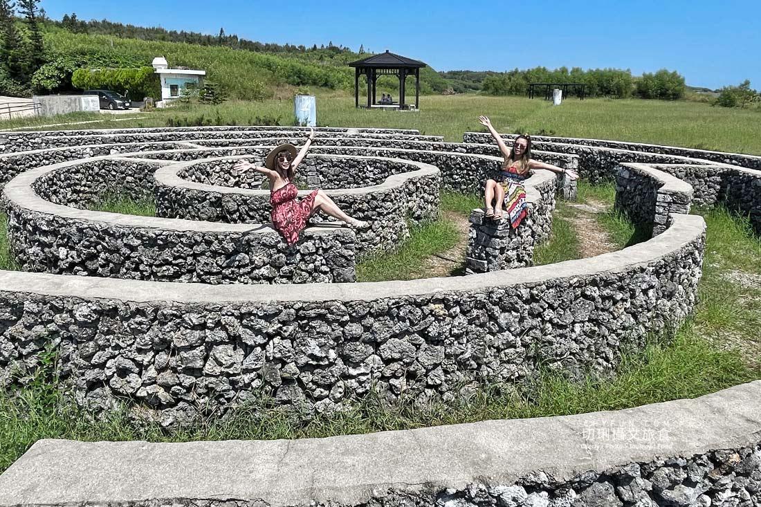 東石環保公園硓𥑮石牆迷宮 澎湖|澎湖各大景點新創名稱總整理,至少 30處網友厲害的無奇不有命名