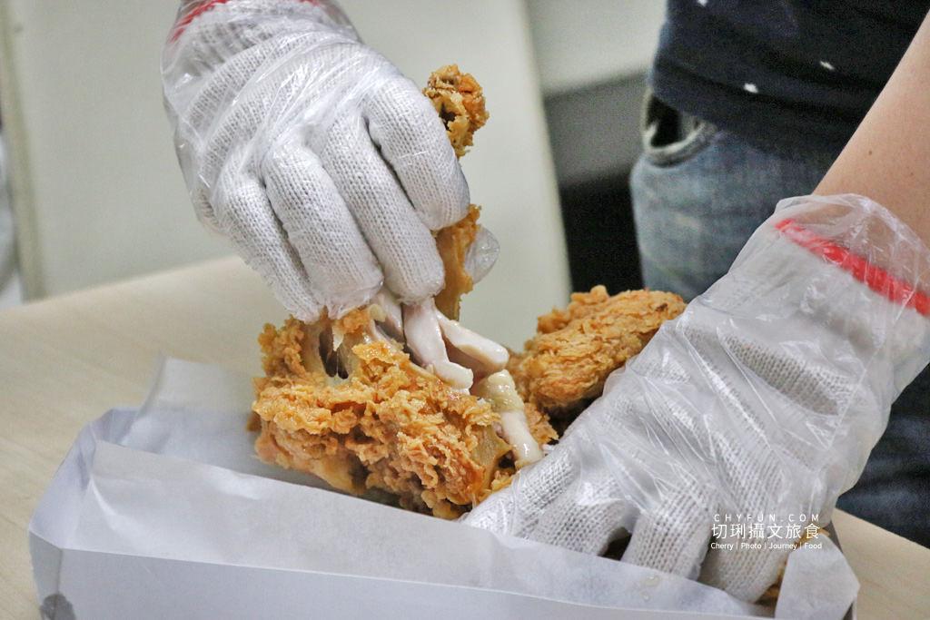 桃城雞排炸全雞07 嘉義|桃城雞排炸全雞中正創始店,在地經營多年鹹酥雞鮮嫩不乾柴