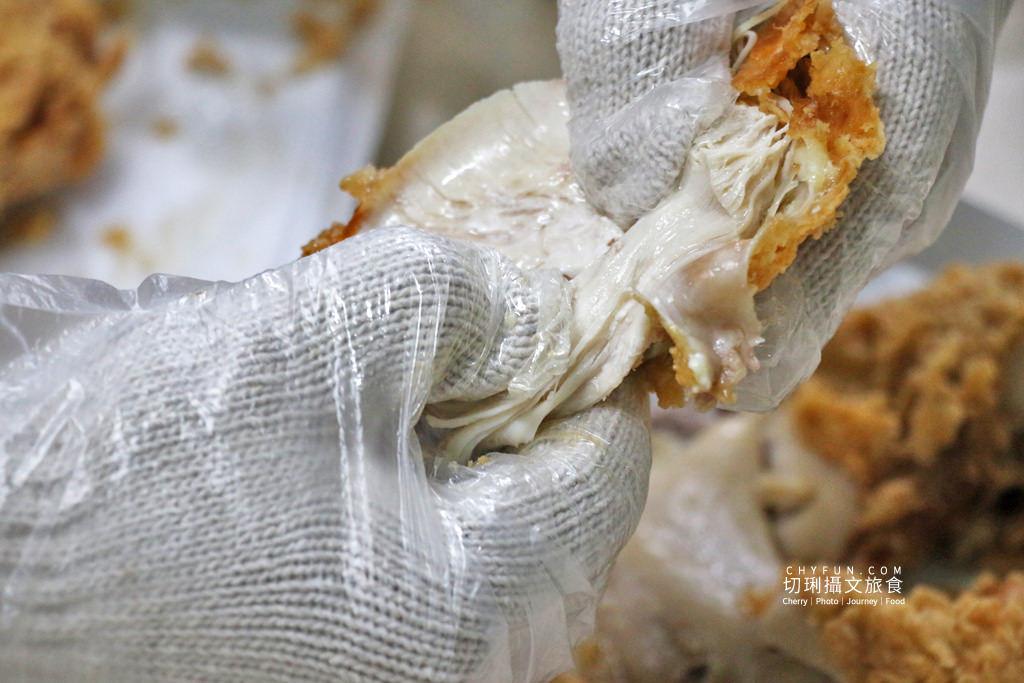 桃城雞排炸全雞09 嘉義|桃城雞排炸全雞中正創始店,在地經營多年鹹酥雞鮮嫩不乾柴
