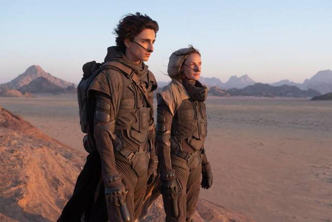 沙丘威秀IMAX04-沙丘劇照 威秀影城IMAX視覺聽覺超震撼,沙丘史詩科幻劇片感動磅礡中秋檔期上映
