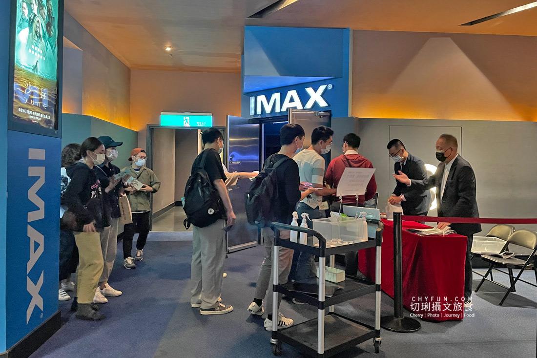 沙丘威秀IMAX11 威秀影城IMAX視覺聽覺超震撼,沙丘史詩科幻劇片感動磅礡中秋檔期上映