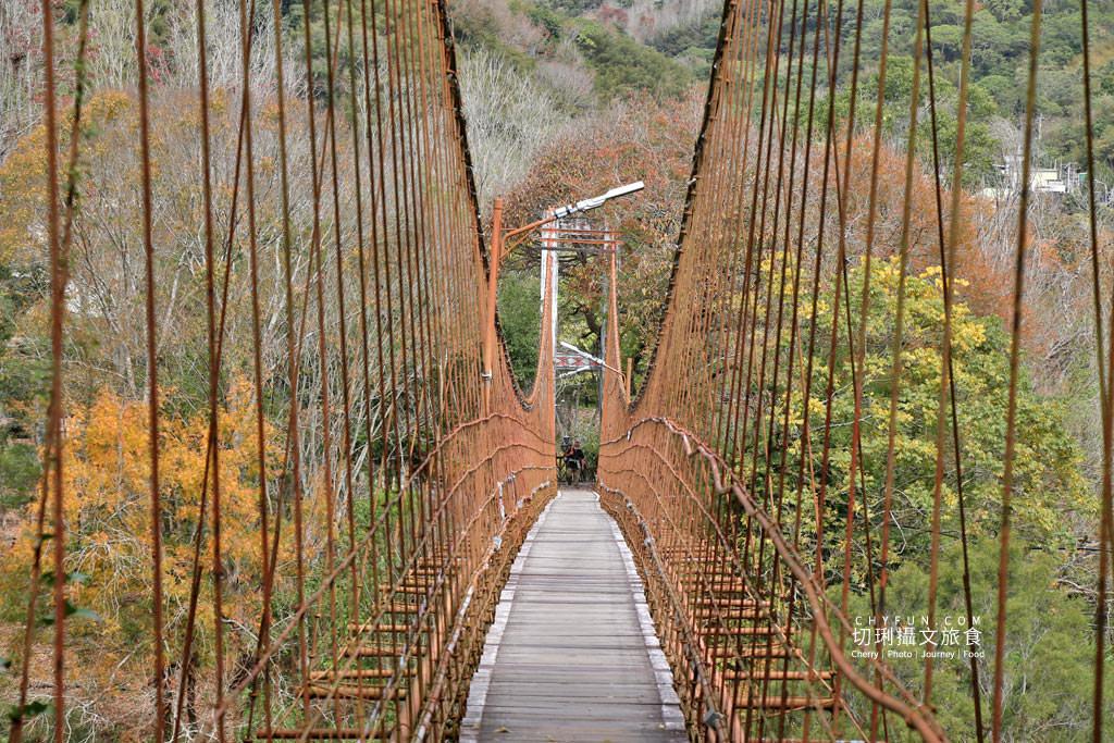 泰安溫泉景點美食二日遊32-虎山吊橋- 苗栗|泰安溫泉景點美食二日遊,暖心休養悠然山林百年湯旅