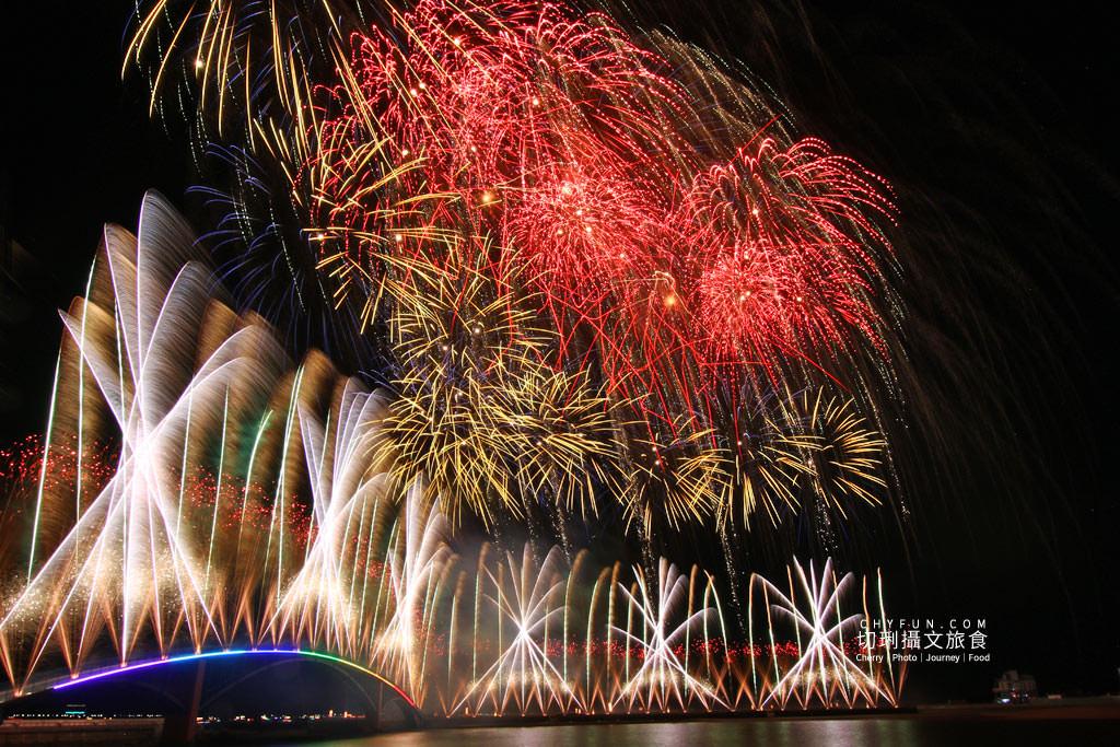 澎湖旅遊、2020澎湖花火節開幕式、漫威無人機表演06 澎湖|澎湖花火節漫威2020開幕,壯觀漫威宇宙300台無人機搭壯觀絢麗煙花