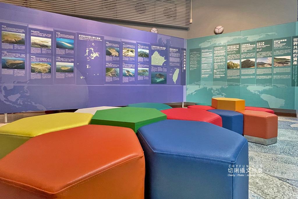 澎湖旅遊-海洋地質公園中心體驗VR01 澎湖|海洋地質公園中心體驗VR翱翔海灣,澎湖地質玄武岩知識性豐富