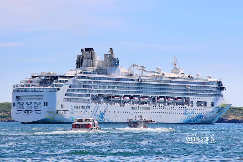 澎湖跳島行、星夢郵輪探險夢號、馬公港、雲豹輪、藍鵲輪
