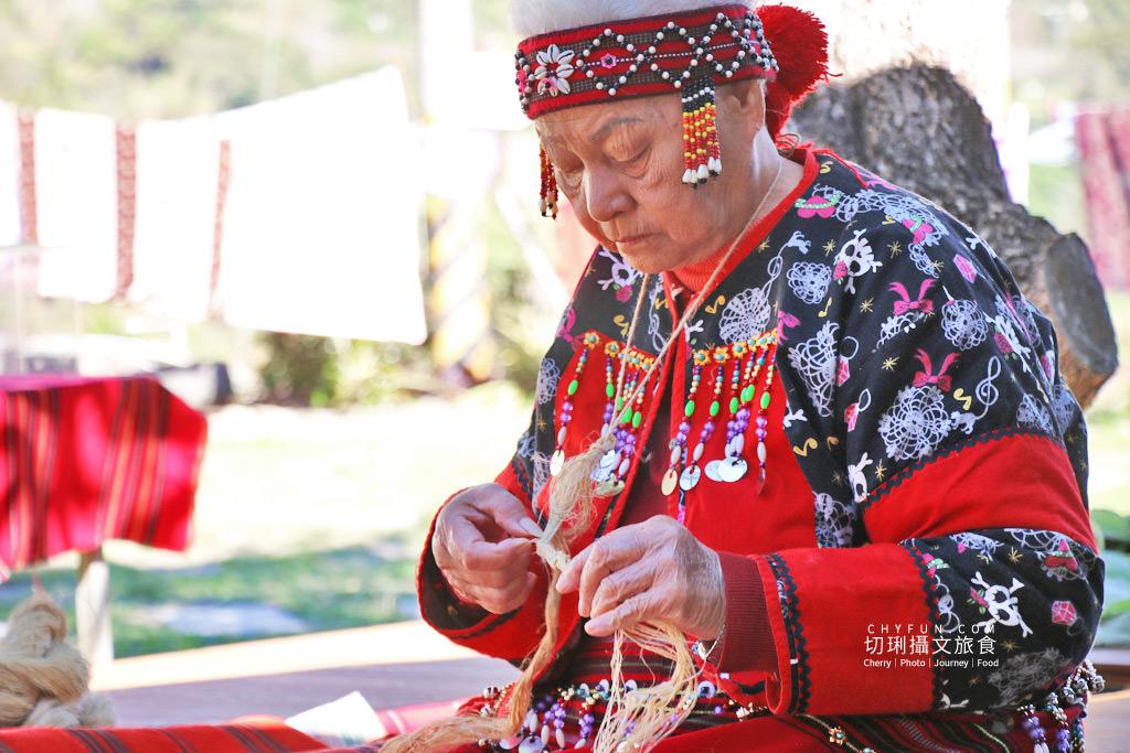 玩不一樣的農村部落二日遊05-熊肯作織布的家-賽德克族織布體驗 南投|玩不一樣的農村部落二日遊,發掘與體驗多樣化的在地故事