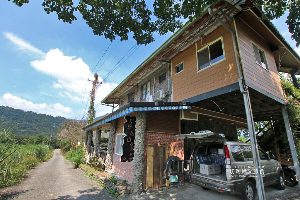 阿里山茶山部落住宿只在此山中27