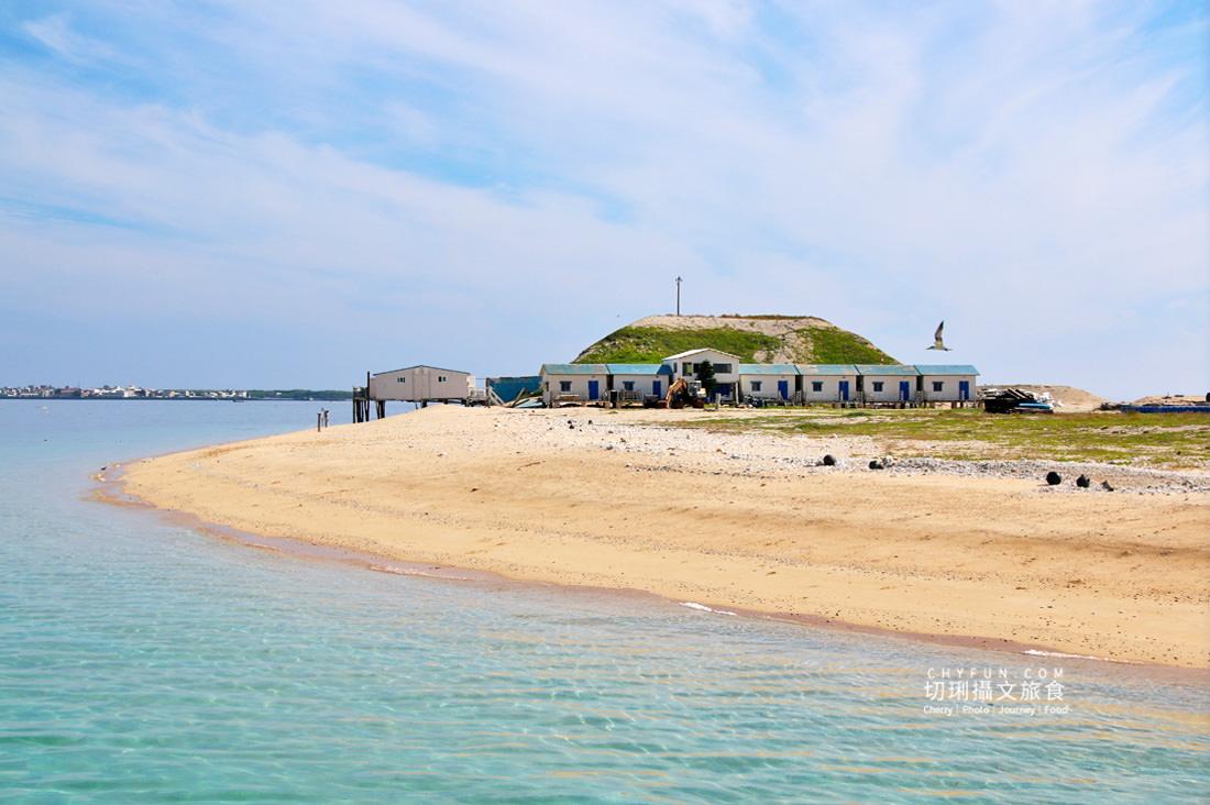 險礁嶼(比基尼島) 澎湖|澎湖各大景點新創名稱總整理,至少 30處網友厲害的無奇不有命名