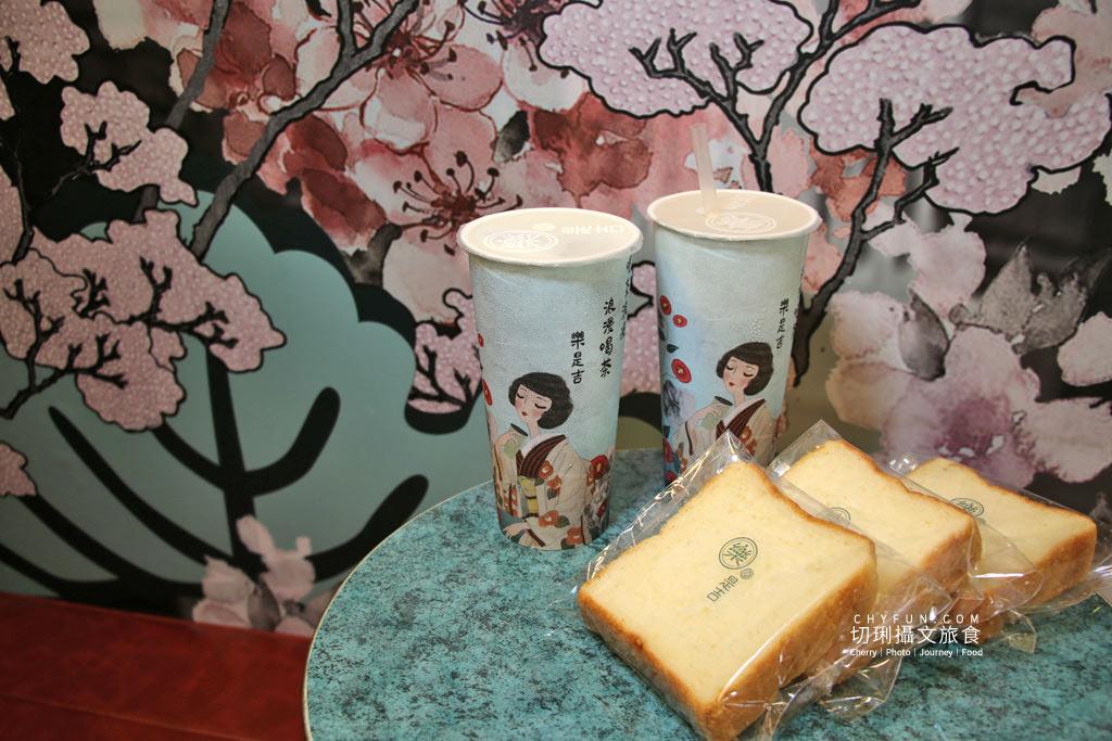 高雄左營飲料、裕誠路飲料、樂是吉大正浪漫茶室01
