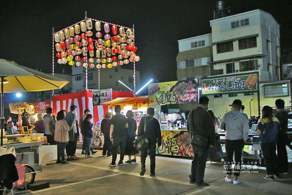 高雄日本夜市美食祭01 高雄|日本夜市美食祭享日本味,集結屋台在勞工夜市為期三個月