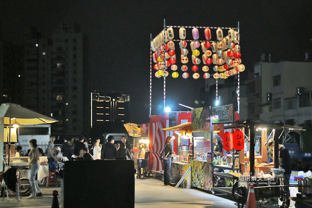 高雄日本夜市美食祭04 高雄|日本夜市美食祭享日本味,集結屋台在勞工夜市為期三個月