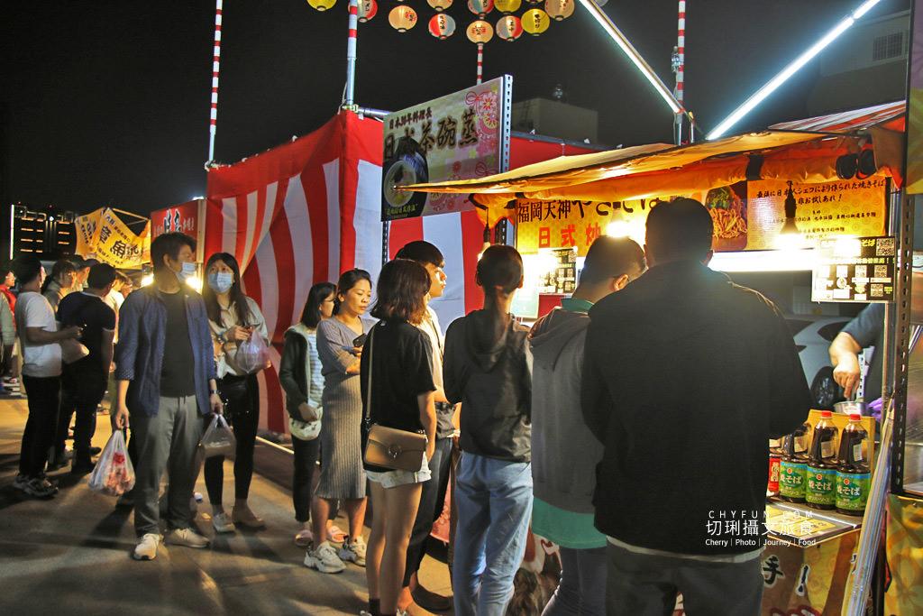 高雄日本夜市美食祭05 高雄|日本夜市美食祭享日本味,集結屋台在勞工夜市為期三個月