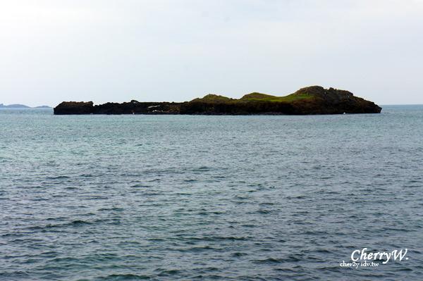 奎壁山地質公園-赤嶼