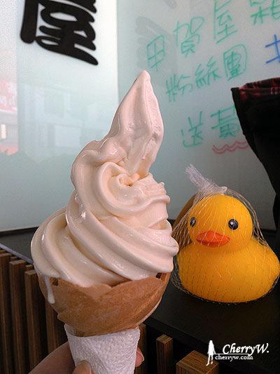 1461755806-1e60eaaf734d58507cb0a3c478d27be0 高雄|甲賀屋霜淇淋。日式風格霜淇淋屋(已歇業)