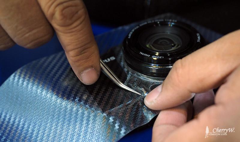 1461756071-46bc01b007b9dea399988337c2b3e72a 相機穿新衣,為相機包膜加層保護,就在東宇光電