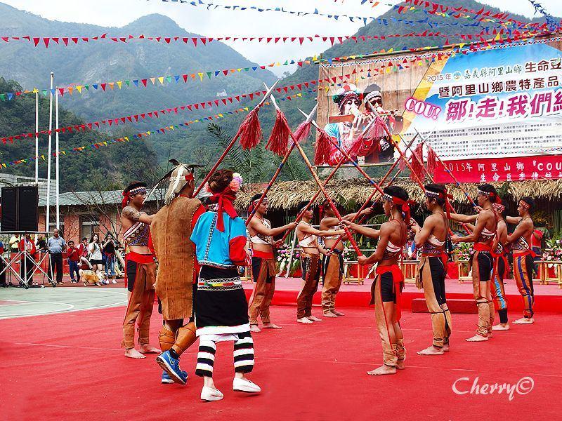 1461756433-bc23986c40d13000ecd65259d16d80df 嘉義|生命豆季,鄒族傳統婚禮觀禮與體驗