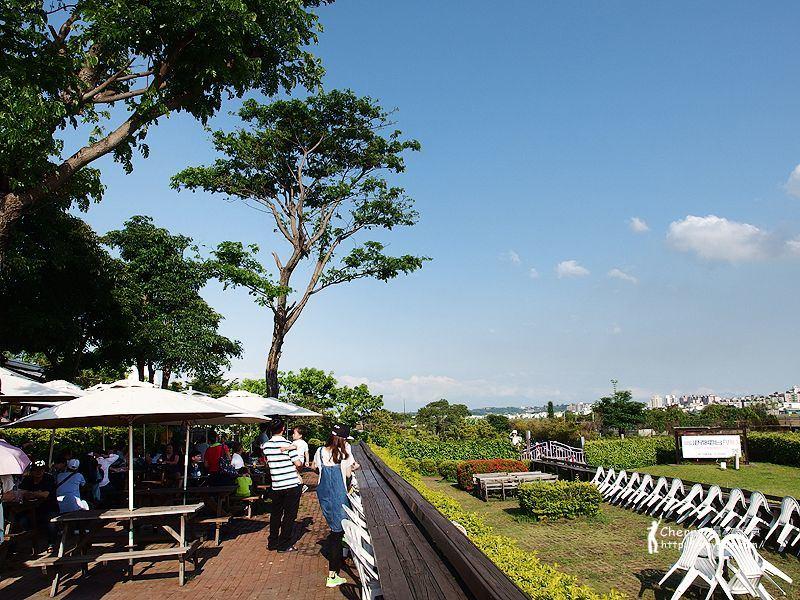 1461757175-3f063f50ab5acd160e2bb2358eaff101 高雄|淨園機場咖啡休閒農場,看飛機吃下午茶,悠哉一下午