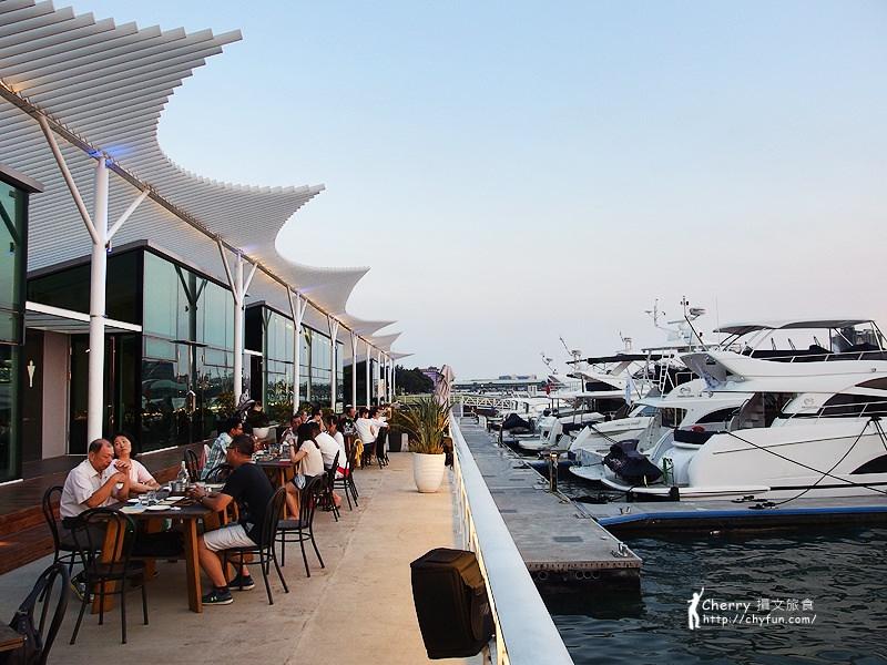 1462868415-6d19f16bb4e3381fa763754aa0bfbe74 高雄|Mr. Oyster 蠔蠔先生,私人遊艇與法國生蠔結合的海景餐廳