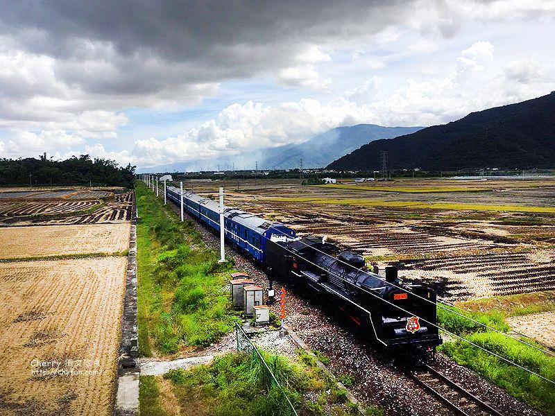 1467646546-3966b2f370c8cef95c692cc7f6fa148a 台東|2016仲夏寶島號,捕抓奔馳縱谷的蒸汽火車蹤影