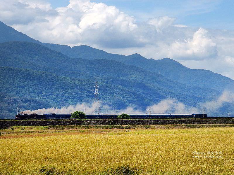 1467646558-27172b4a8e02e5f6fdfb688d5b690474 台東|2016仲夏寶島號,捕抓奔馳縱谷的蒸汽火車蹤影