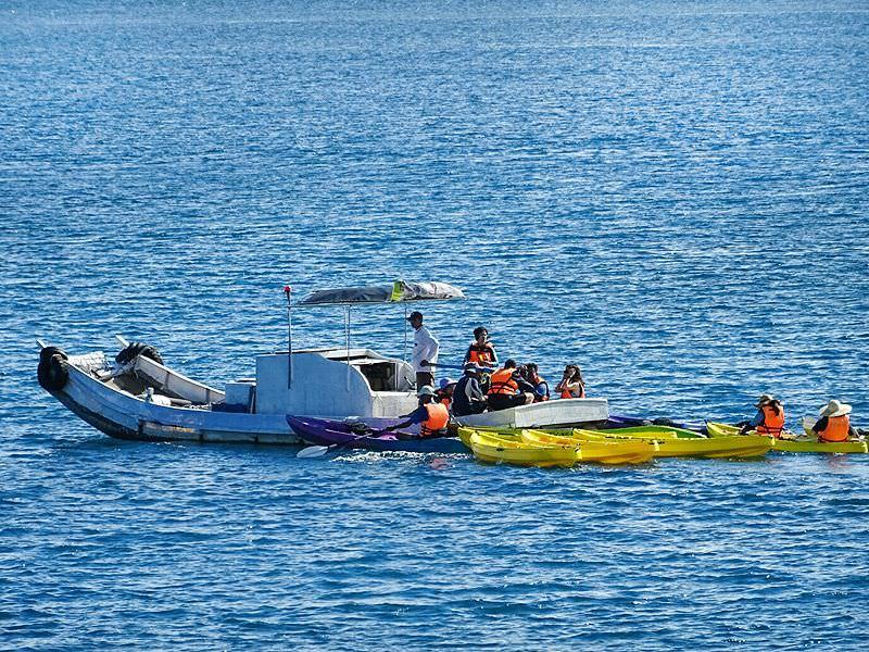 1468017079-6b873fab89d9d084be5b5011cec92e48 屏東|小琉球划獨木舟、浮潛、看海龜,就是醬不同玩法