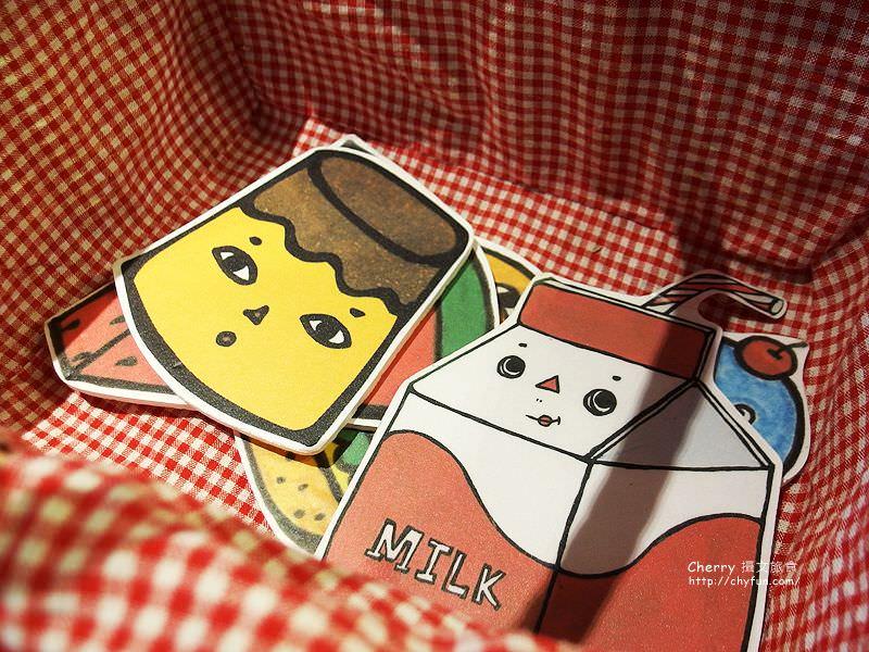 台南新天地與插畫玩躲貓貓吧25-微醺斑比好朋友的野餐時間