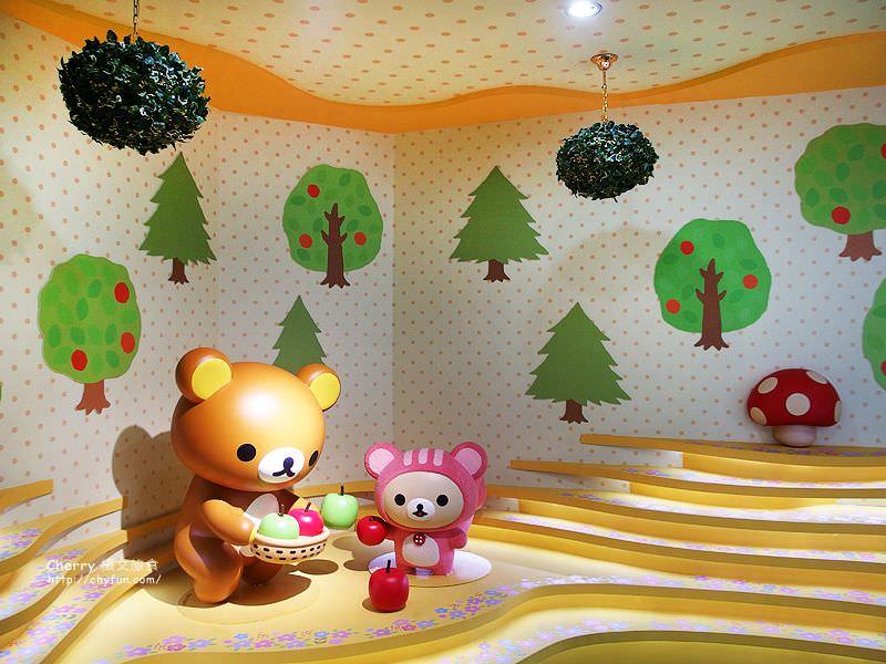拉拉熊的甜蜜時光特展26