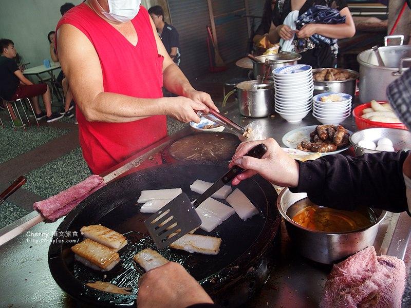 1476118933-133c30ad05b46a54e2d46450aa252fe3 雲林|北港金捷發煎盤粿,米粿特色早午餐文化