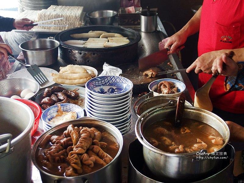 雲林美食、北港美食、煎盤粿、銅板美食