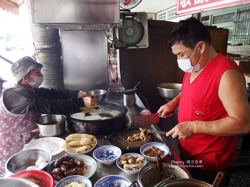 1476118948-3715ba37a94aba0221f7d2e24e45a197 雲林|北港金捷發煎盤粿,米粿特色早午餐文化