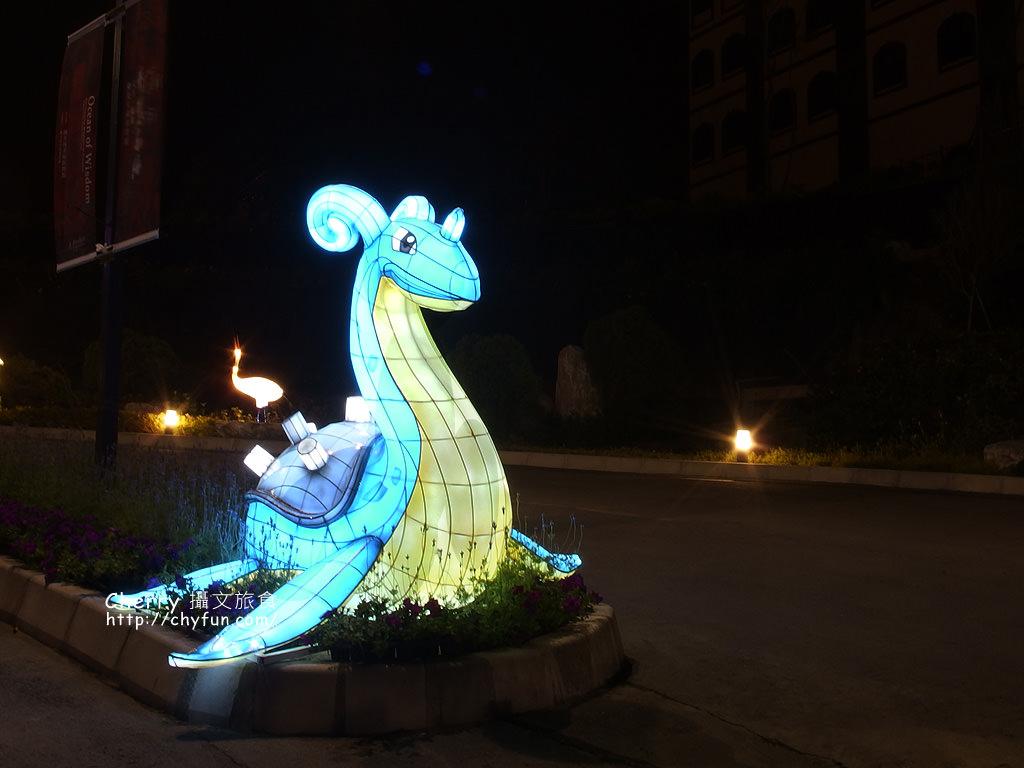 佛光山2017年春節平安燈法會與3D光雕煙火秀17