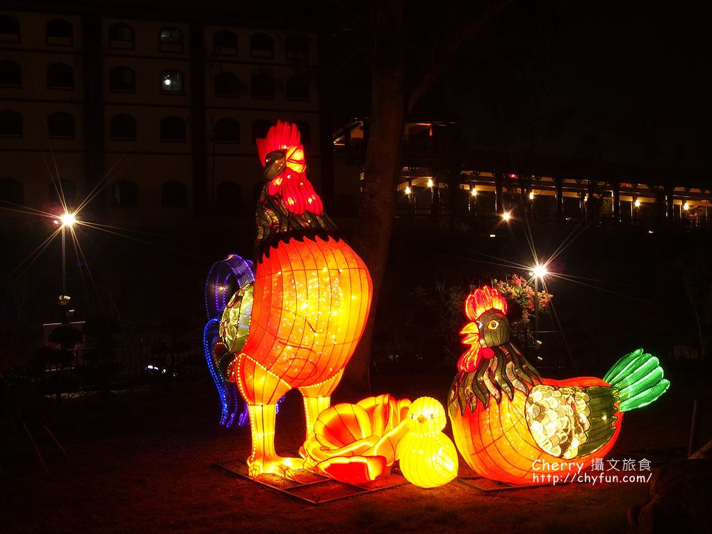 佛光山2017年春節平安燈法會與3D光雕煙火秀18