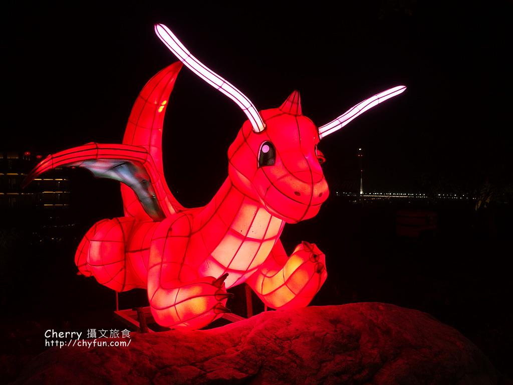 佛光山2017年春節平安燈法會與3D光雕煙火秀25