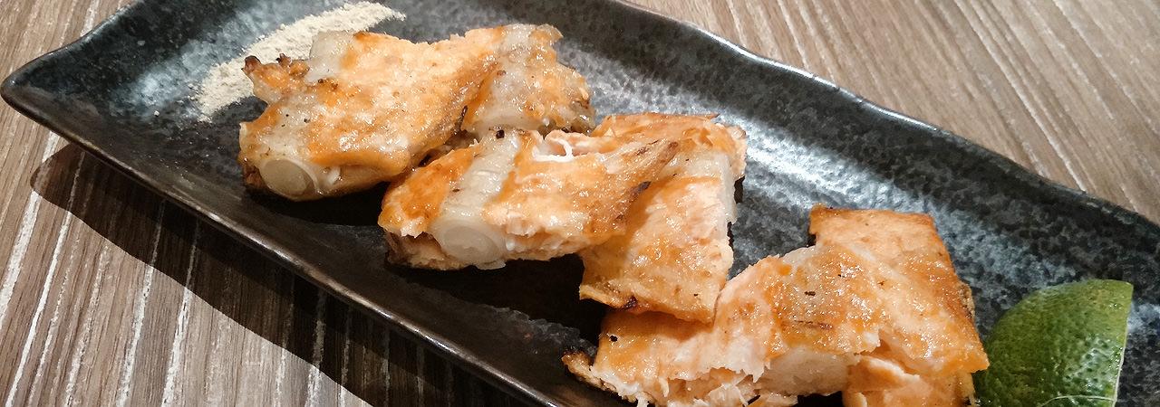 高雄鉑聚炭火料理工坊,在精緻居酒屋吃串燒串烤與創意料理