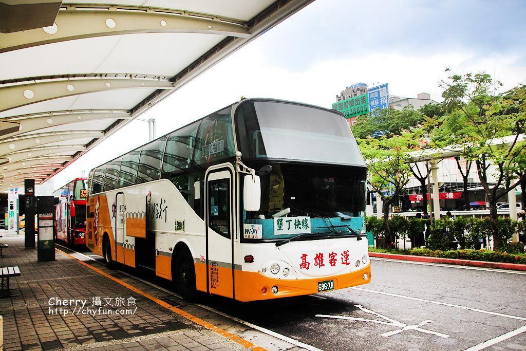 台灣好行、墾丁快線、屏東客運01